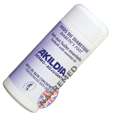Akildia Concentrated Footbath Oil