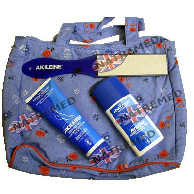 Akileine 1,2,3 Pack with Softening Milk
