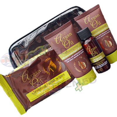 Argan Oil Hair Care Travel Pack
