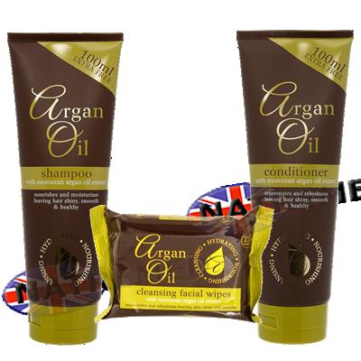 Argan Oil Hair Care Pack 1