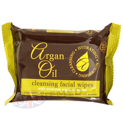 Argan Oil Face Wipes