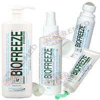 Biofreeze. Pain relief that works