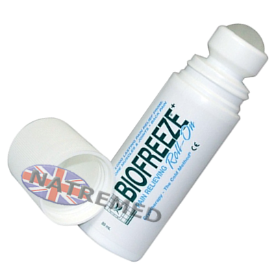 Biofreeze Roll-On. Pain relief that works