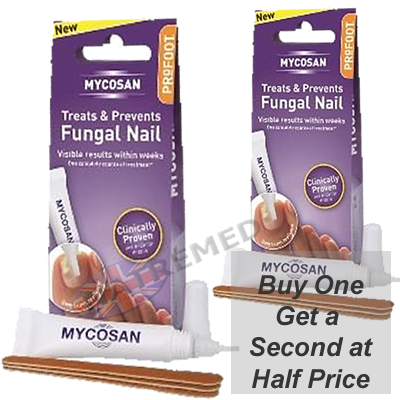 Mycosan Nail Fungle Treatment