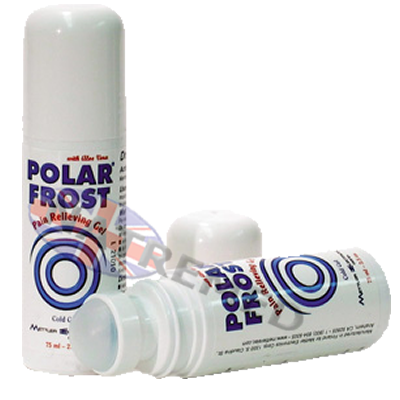 polarfrost Roll-On. Pain relief that works