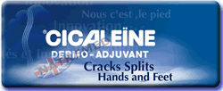 Cicaleïne Heel and Hand Cracks Balm is specially designed to repair heel and hand cracks, and plantar hyperkeratosis. The moisturising action is immediate from the first application, and feels considerably more comfortable.